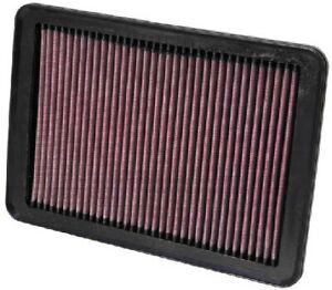 K&N Hi-Flow Performance Air Filter 33-2969 fits Hyundai Santa Fe 2.2 CRDi (CM...