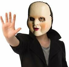 Eleven Baby Face Mask Stranger Things Fancy Dress Halloween Costume Accessory