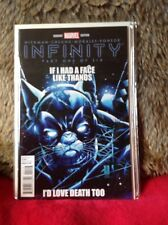 INFINITY # 1 DEADPOOL VARIANT EDITION MARVEL COMICS