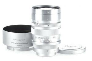 Leica Summarex chrome 1,5/8,5cm // 32306,11