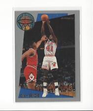 1992-93 Fleer Sharpshooters #5 Glen Rice Heat