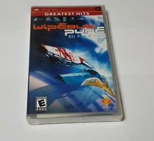 Wipeout Pure Greatest Hits (Sony PSP, 2006)