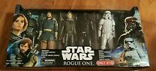 BRAND NEW NIB 12 Inch Star Wars Rogue One Action Figures 6 Pack K-2SO Jyn Erso