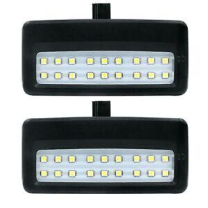 LED Make Up Spiegel Beleuchtung Sonnenblenden BMW 5er F07 F10 F11 7er F01 ..A11S