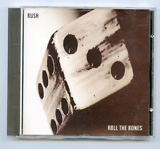 Rush/Roll The Bones + 2 with Interview (LIMITED EDITION Dice Picture CD)
