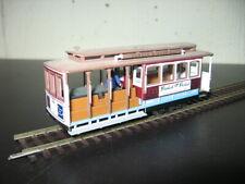 HO Bachmann Tramway de San Francisco sans boite