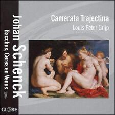 Bacchus Ceres en Venus, New Music