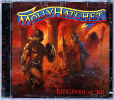 MOLLY HATCHET The KINGDOM OF XII of SOUTHERN Boogie CLASSIC Hard HEAVY METAL on