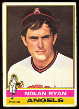 1976 TOPPS OPC O PEE CHEE BASEBALL #330 NOLAN RYAN VG-EX CALIFORNIA ANGELS CARD