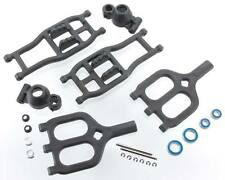 RPM 80942 True-Track Rear A-Arm Conversion Black Traxxas T/E-Maxx