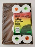 "8 Rolls Perfect Print Adding Machine Rolls 2-1/4"" x 130' ft High Quality *NEW"