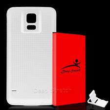 High Power 9000mAh Extended Battery Back Cover For Samsung Galaxy S5 G900P I9600