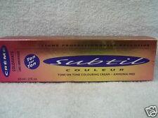 SUBTIL TONE ON TONE Ammonia Free Exclusive Hair Color Coloring Cream ~ 2 fl oz!!