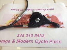 Maico Husqvarna Bultaco KTM BSA Magura Compression Release Lever & Cable NEW!