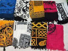 *US SELLER*Lot of 5 Altar Cloths for Tarot Altar Divination Goth Pagan Rituals