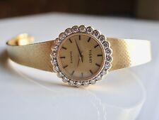 Tissot Reloj de mujer con brillantes oro 585 14k Cuarzo