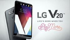 LG V20 - 64GB  VS995 Titan (Verizon) Unlocked Grade A- Great Shape!