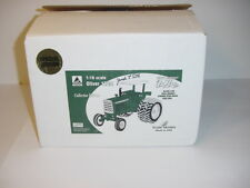 1/16 Oliver 1755 Tractor W/ROPS & Duals NIB! 2004 Summer Open House!