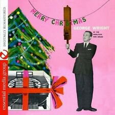 George Wright - Merry Christmas [New CD] Manufactured On Demand, Rmst