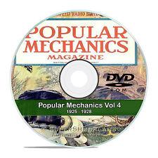 Popular Mechanics Magazine Collection in PDF on DVD, Vol 4, 1925-1928, V14