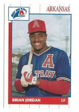 1990 Grand Slam Arkansas Travelers Minor League Baseball card - Pick your player