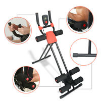 Ab Cruncher Abdominal Trainer Fitness Exercise 5 Minute Shaper Equipment Machine