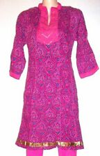 Unbranded Above Knee, Mini 100% Cotton Dresses for Women