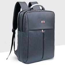 "Men Women SwissGear 15""Laptop Backpack Notebook Outdoor Camping Travel Schoolbag"