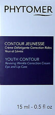 Phytomer Youth Contour Wrinkle Correction Eye And Lip Cream 15ml(0.5oz)Brand New