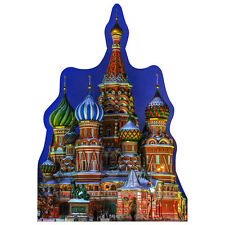 SAINT BASIL'S CATHEDRAL Kremlin St CARDBOARD CUTOUT Standee Standup Poster Prop
