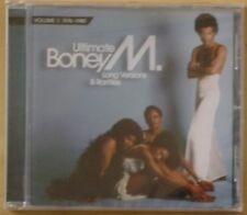CD BONEY M Ultimate - Long Versions & Rarities Volume 1: 1976-1980 GER *SEALED*