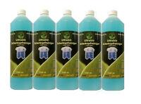 5 Litres Solution nettoyage Recharge pour cartouches de rasoir station BRAUN CCR