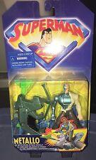 1998 Superman Animated Metallo Action Figure