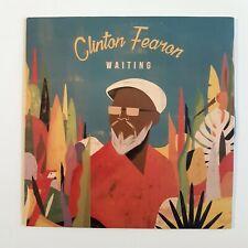 CLINTON FEARON : WAITING / THIS MORNING  ♦ CD Single Promo ♦