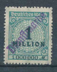 DR Dienst Kontrollaufdruck Mecklenburg Rostock No. 24 (314) postfrisch geprüft