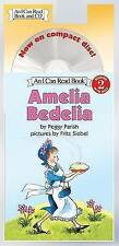 NEW Amelia Bedelia Book and CD (I Can Read Level 2) by Peggy Parish