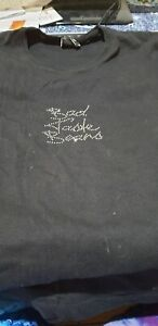 Bad taste bears Black Medium Size T-Shirt Never Worn