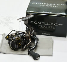 2017 NEW Shimano COMPLEX CI4+ 2500S F6 MGL ROTOR Spinning Reel