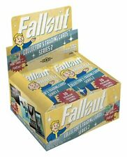 FALLOUT TRADING CARDS FOIL PACK - SEALED BOX