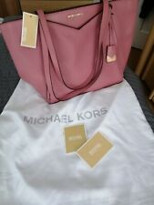 Michael Kors Whitney Leather Large Tote Bag BNWT