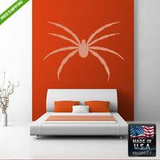 Wall Decals Art Decor Mural Sticker Beautyfull Spider Animals Bedroom (Z196)