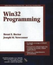 Win32 Programming (Addison-Wesley Advanced Windows Series) 2 Volume Set (No CD)