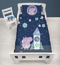 Peppa Pig George Pig Junior/Toddler Duvet Cover & Pillowcase Set