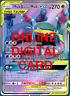 1X Muk & Alolan MUk GX 196/214 Unbroken Bonds Pokemon TCG Online Digital Card