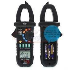 Digital Clamp Multimeter Voltmeter Ammeter 600a Acdc Ohm Testers Meter Fy2108