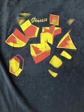 true Vtg 80s GENESIS MAMA Phil Collins 83-84 Tour T-shirt concert 1980s S M
