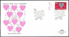 Netherlands 1997 Greeting Stamps FDC #C44459