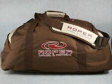 Roper Apparel & Footwear Brown Duffle Bag Pre-Owned