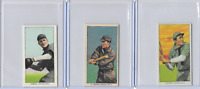 Overall G. Brown Pfeffer Cigarette Card Reprint Baseball 3 Card Lot