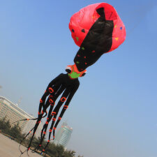 3D10 meters large software kite octopus Power Sport Kite outdoor Toy
